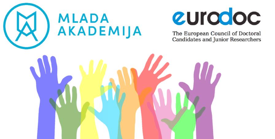 Sodelovanje v delovnih skupinah Eurodoca