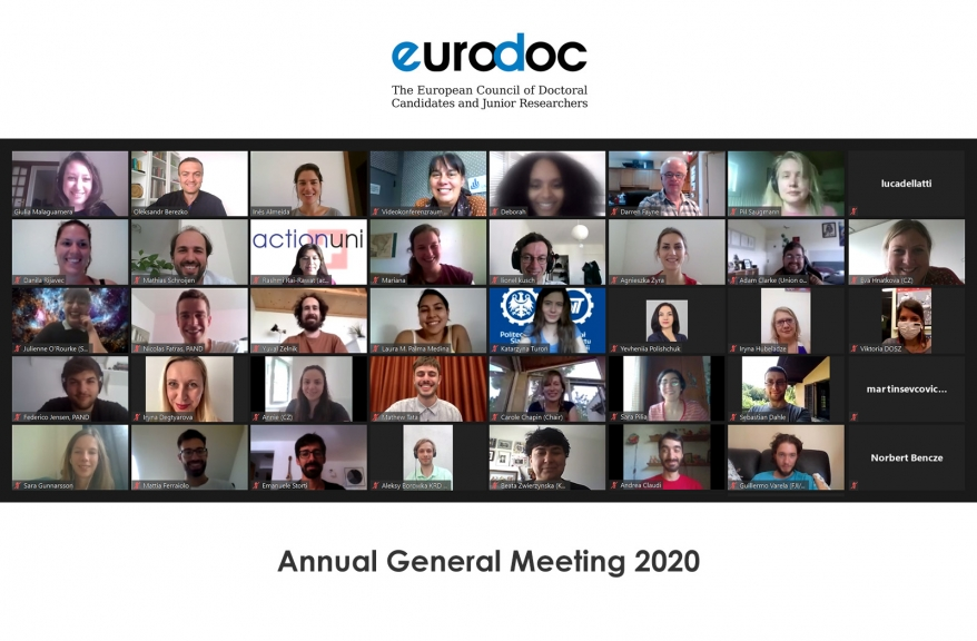 Eurodocovo letno srečanje 2020