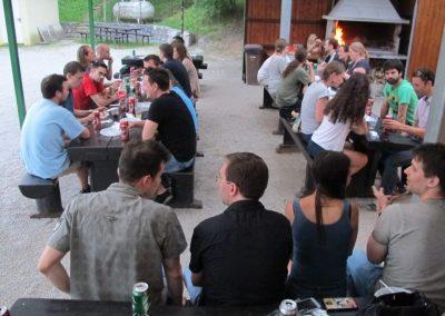 Piknik in skupščina Mlade akademije – julij 2016