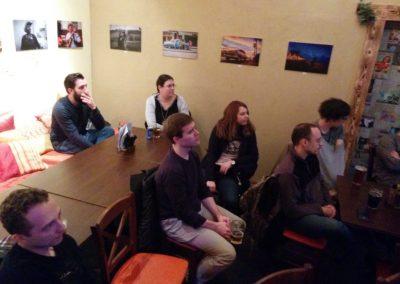 4. pogovorni večer mladih v znanosti – november 2016