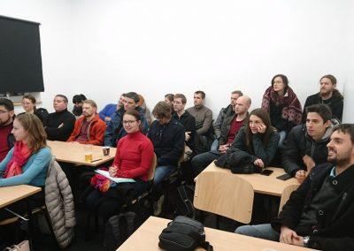 5. pogovorni večer mladih v znanosti – december 2016