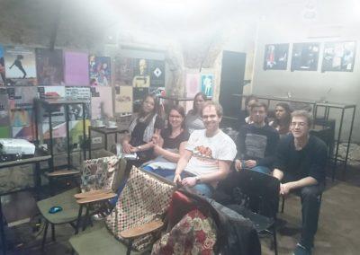 7. pogovorni večer mladih v znanosti – april 2017