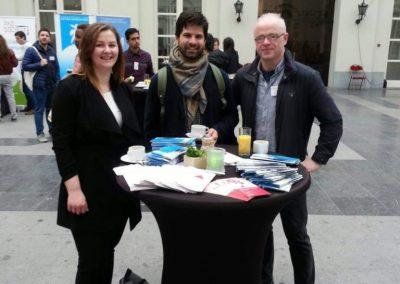 Letno srečanje združenja Eurodoc – april 2019