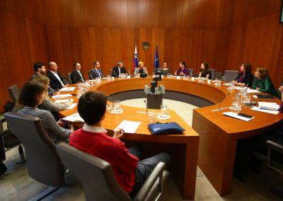 "Okrogla miza ""Zakaj na EU volitve?"" – marec 2019"