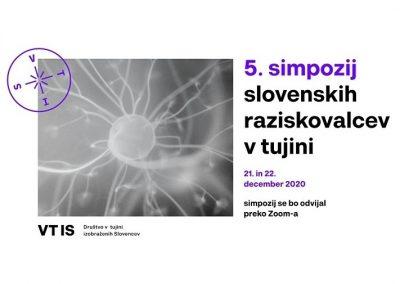 """Diskusijski panel """"RISS 2030 in internacionalizacija"""" (5. simpozij slovenskih raziskovalcev v tujini) – december 2020"""